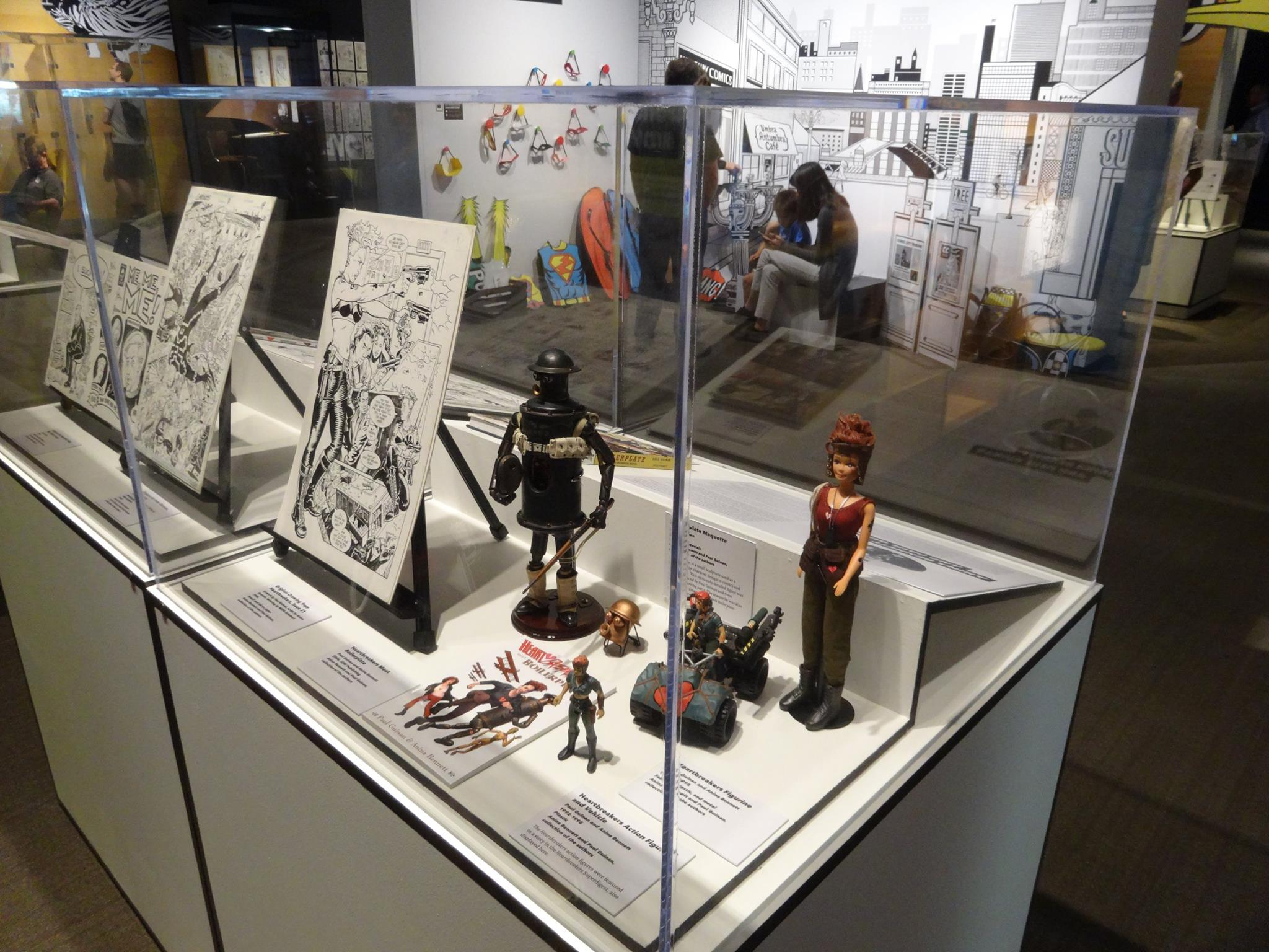 "Podcast & Video: ""Comic City, USA"" Exhibit at Oregon Historical Society"