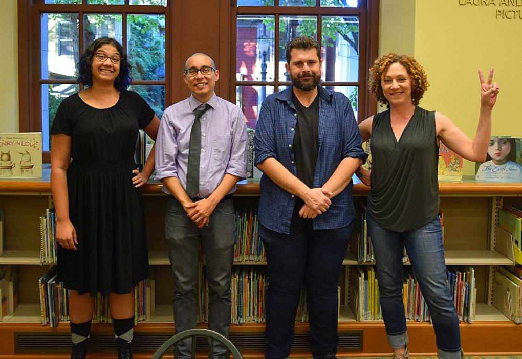 "Podcast: ""Diversity, Inclusion & Respect"" Panel at Multnomah County Library"