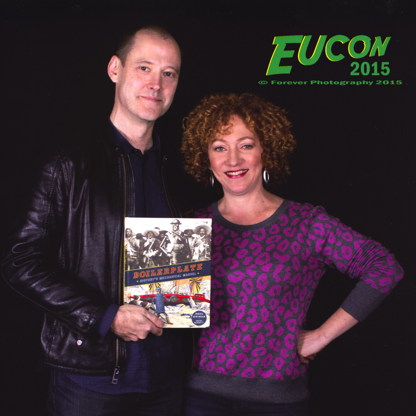 EUCON (Eugene Comicon) 2015
