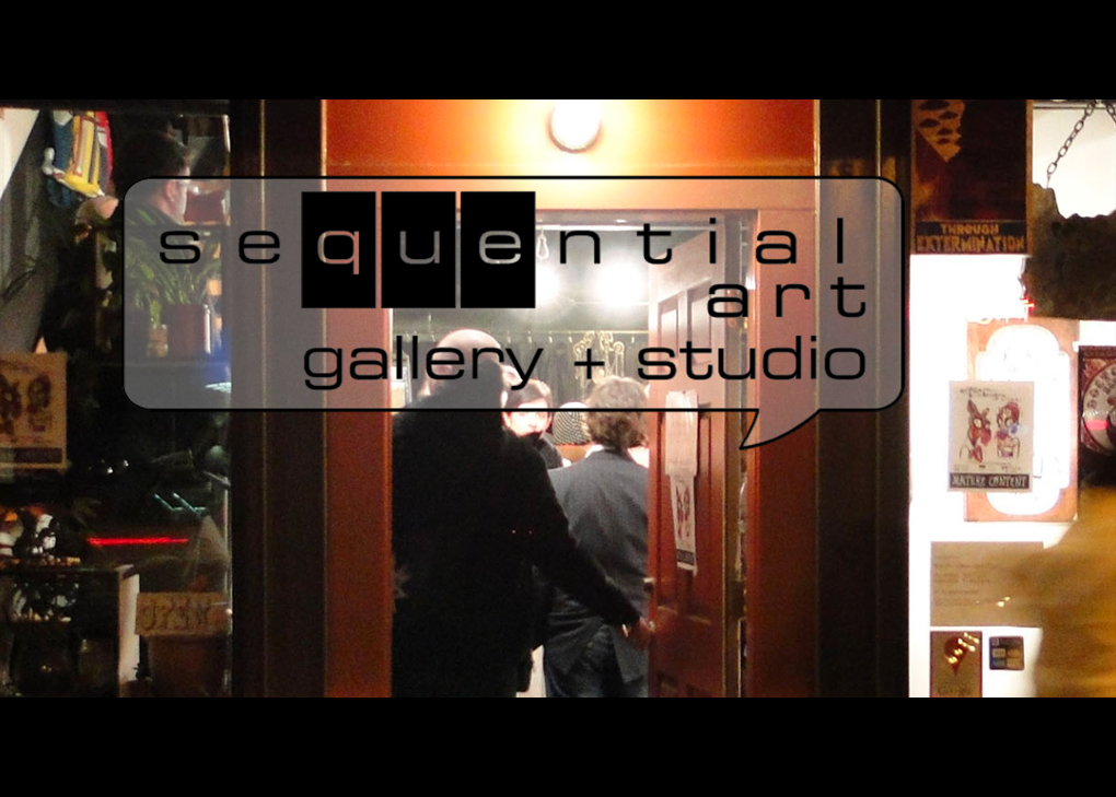 """Paul Guinan: Multimedia Man"" Gallery Show"