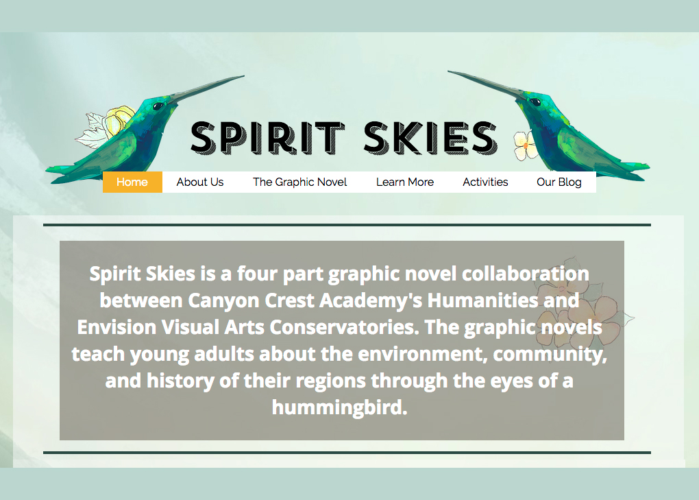 Canyon Crest Academy Envision Program