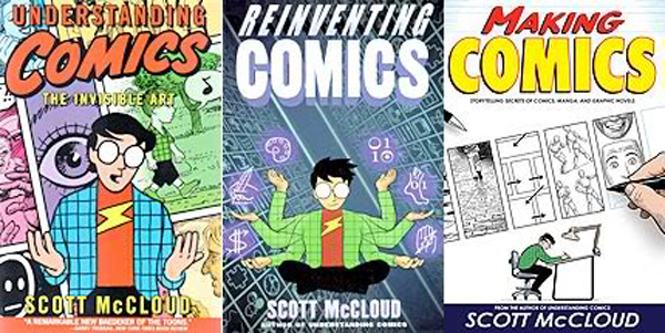 Books About Making Comics